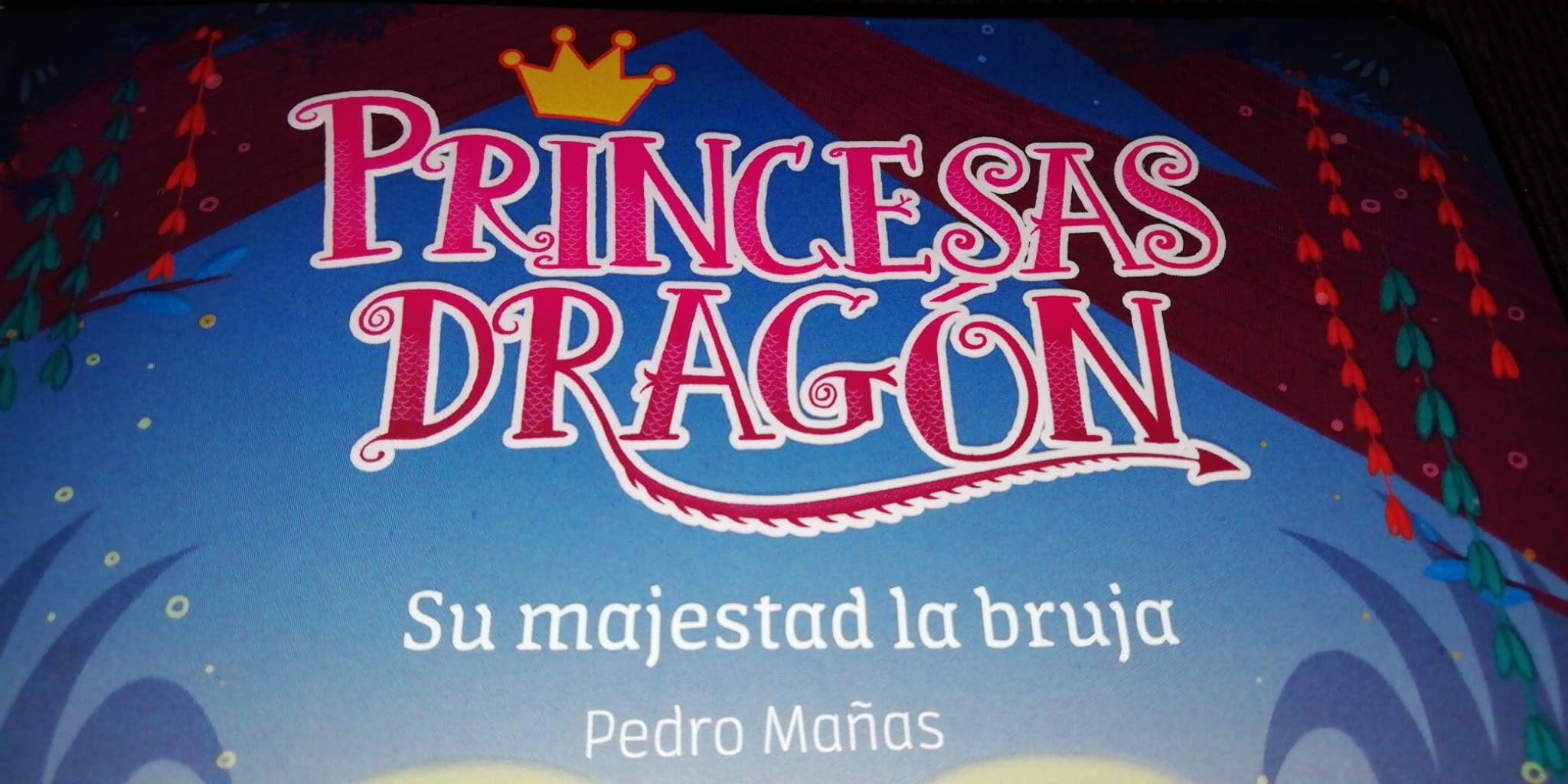 Las princesas dragón
