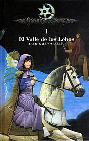imagen de la portada juvenil de crónicas de la torre