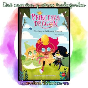 Princesas dragón cuento niñas